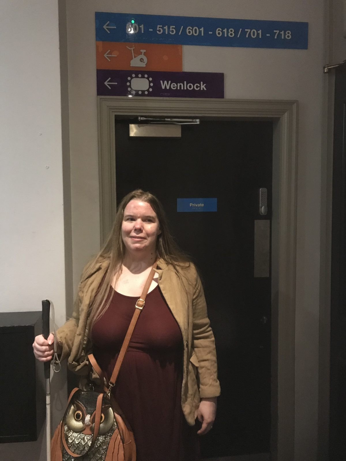 Braille signs and accessibility – why these signs didn't help me find my way around